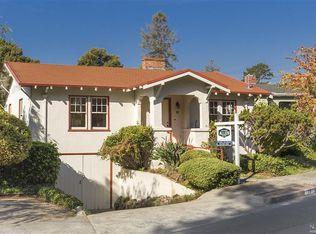 15 Jewell St , San Rafael CA