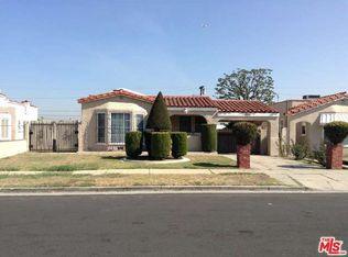 1529 W 97th St , Los Angeles CA