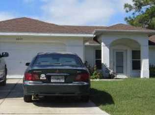 1609 Wood Rose St , North Port FL