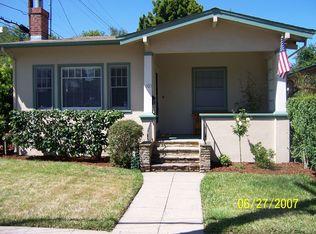 303 Highland Ave , San Mateo CA
