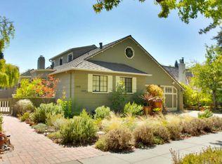 1468 Hamilton Ave , Palo Alto CA
