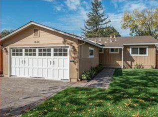 1646 Pecan Ct , Redwood City CA