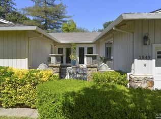 1849 Spring Mountain Ct , Saint Helena CA