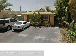844 SW 12th Ct , Fort Lauderdale FL