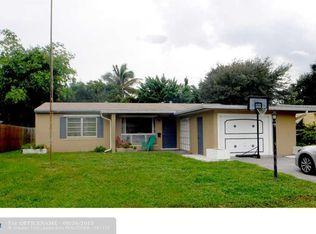 1020 SW 32nd St , Fort Lauderdale FL