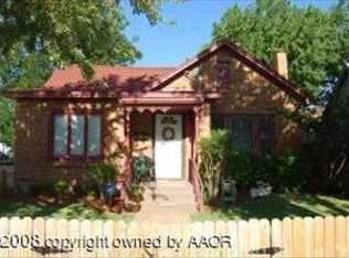 806 S Prospect St , Amarillo TX