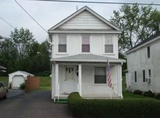 310 River St , Olyphant PA