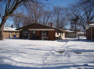 909 Sunnyside Ave , Thornton IL