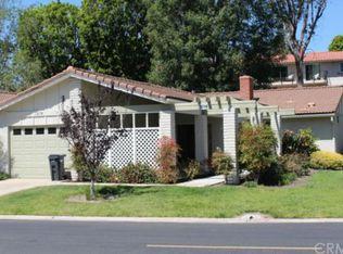 3258 San Amadeo Unit B, Laguna Woods CA
