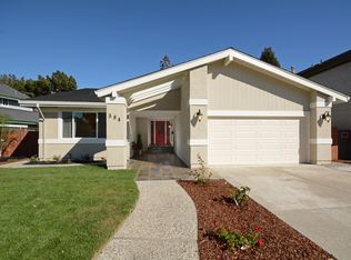 384 Port Royal Ave , Foster City CA