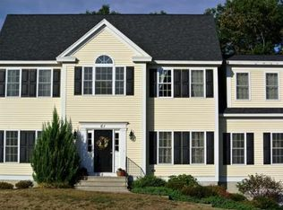 61 Cherry Tree Ln , Groton MA
