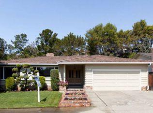 3320 El Sobrante St , San Mateo CA