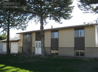 821 N 8th St , Sterling CO