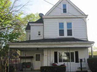 335 Allison Ave , Washington PA