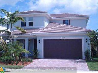 12015 NW 83rd Pl , Parkland FL