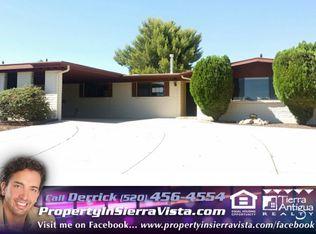 2133 Carmelita Dr , Sierra Vista AZ