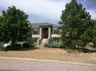 861 Shady Oak Ln , Castle Pines CO