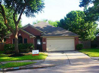 18015 Quiet Stream Ct , Houston TX
