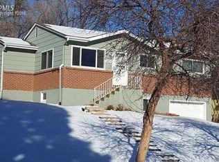 1454 Baylor Dr , Colorado Springs CO