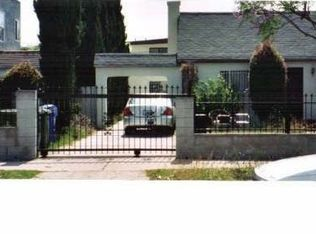 1646 S Holt Ave , Los Angeles CA