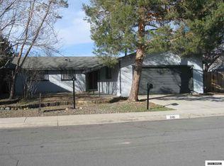 1140 Fremont St , Carson City NV