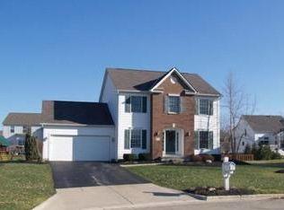 6425 La Casa Ct , Westerville OH