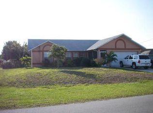 2543 SW 25th Ave , Cape Coral FL