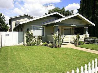 533 W La Veta Ave , Orange CA