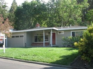1689 Springbrook Rd , Lafayette CA