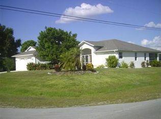 3737 SW 13th Ave , Cape Coral FL