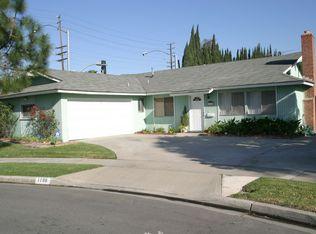 1198 Bismark Way , Costa Mesa CA