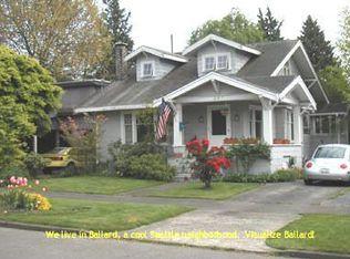 657 NW 52nd St , Seattle WA