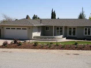1430 Redwood Dr , Los Altos CA