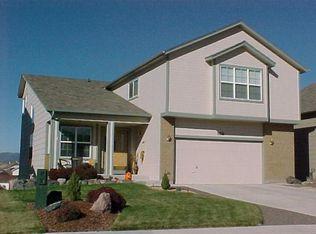 3978 Pronghorn Meadows Cir , Colorado Springs CO