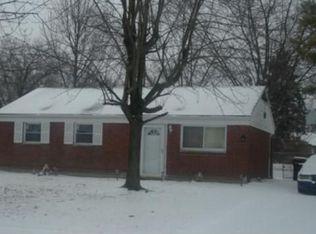 5257 Rockport Ave , Dayton OH