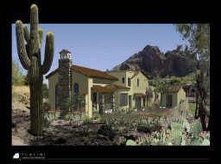4761 E Marston Dr , Paradise Valley AZ