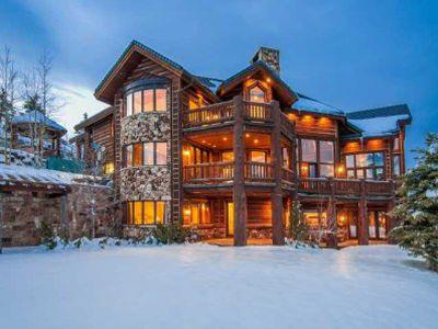 3468 crest ct park city ut 84060 zillow for Utah log cabins