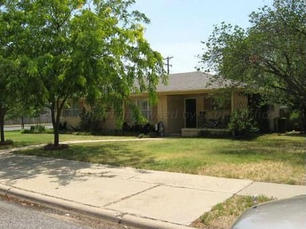 2429 mary ellen st pampa tx 79065 zillow - Creative home with beautiful panorama to provide total comfort living ...