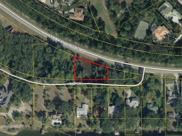null bed null bath Vacant Land at 4258 N OCEANSHORE BLVD PALM COAST, FL, 32137 is for sale at 700k - 1 of 4