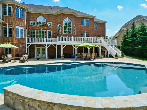 Swimming pool potomac real estate potomac md homes for - Houses for sale with a swimming pool ...