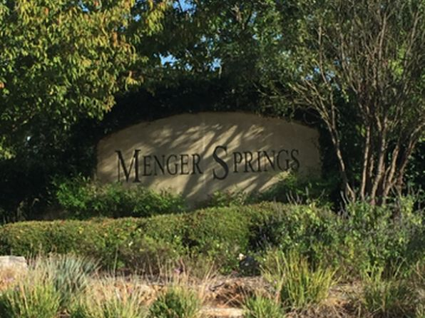 Menger Springs Boerne Real Estate Boerne Tx Homes For