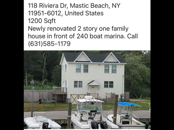 Mastic Beach Real Estate Mastic Beach Ny Homes For Sale Zillow