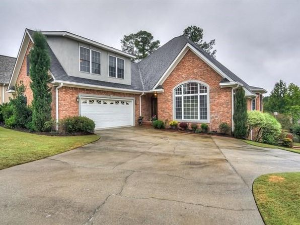 Willow Lake Evans Real Estate Evans Ga Homes For Sale Zillow