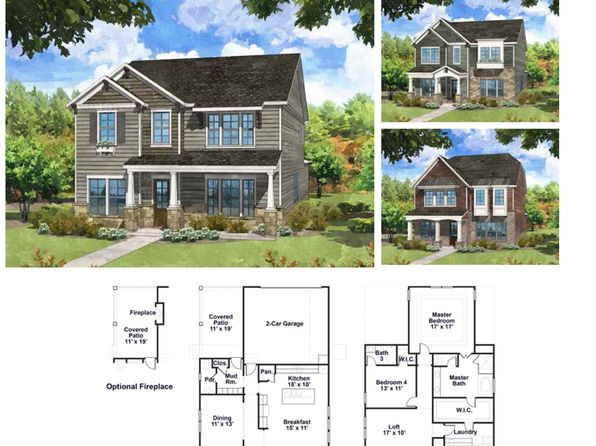 Cobb County GA New Homes Home Builders For Sale Homes Zillow - New home construction plans