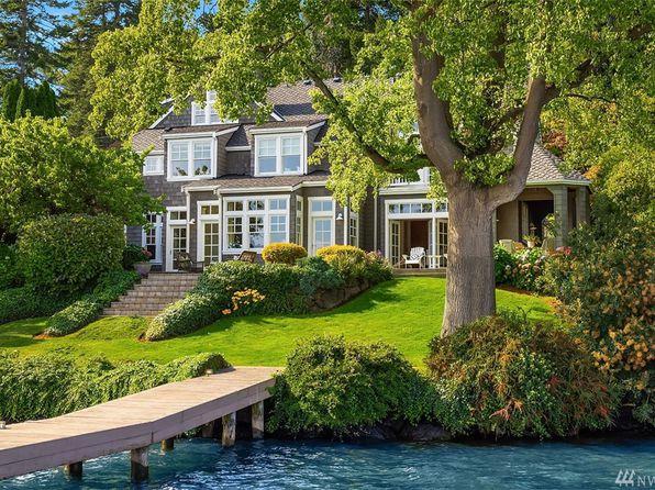 Fabulous Waterfront Mercer Island Real Estate Mercer Island Wa Beutiful Home Inspiration Ommitmahrainfo