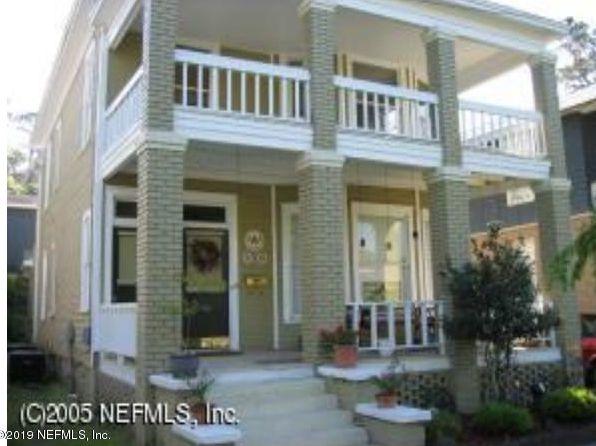 Jacksonville FL Duplex & Triplex Homes For Sale - 111 Homes