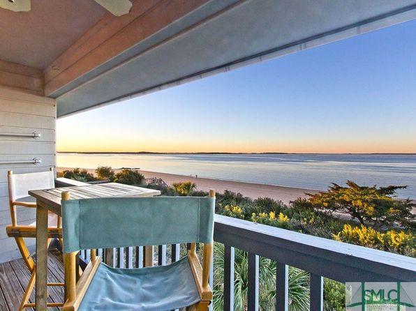 Oceanfront Condo - Tybee Island Real Estate - Tybee Island