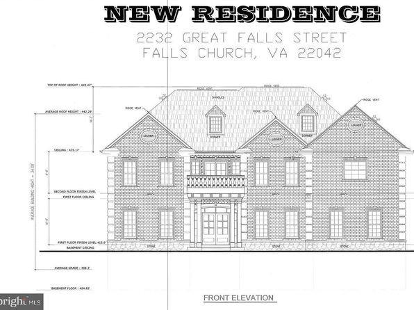 Falls Church New Homes & Falls Church VA New Construction