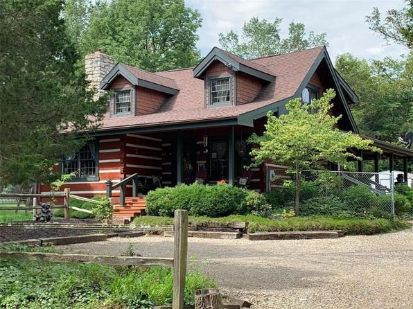 Wondrous Log Cabin Oh Real Estate Ohio Homes For Sale Zillow Interior Design Ideas Clesiryabchikinfo
