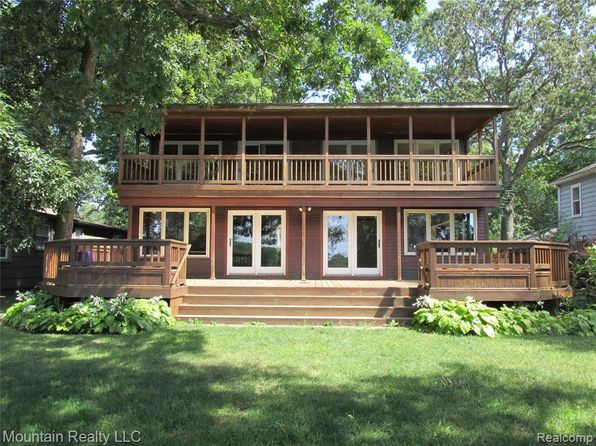 Surprising Lakefront Mi Real Estate Michigan Homes For Sale Zillow Home Interior And Landscaping Oversignezvosmurscom